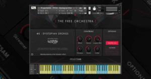 Project Sam Dystopian Drones - Free Kontakt Instrument