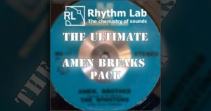 Free Amen Drum Loops - The Ultimate Amen Breaks Pack - Free Download