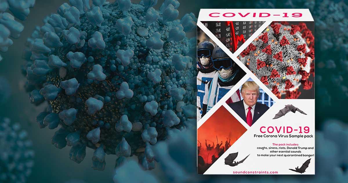COVID-19 - A Corona Virus Sample Pack