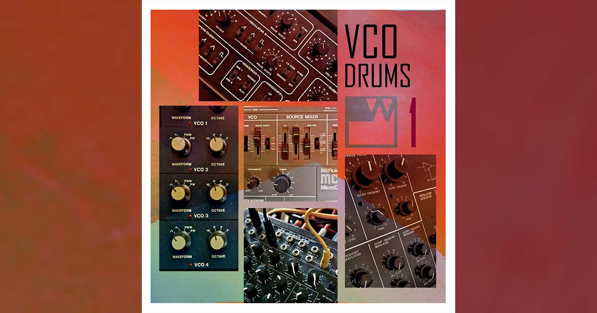 Download VCO Drums Vol 1 Free Today