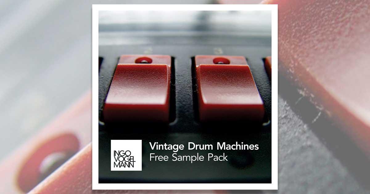 IV Vintage Drum Machines - Free Download