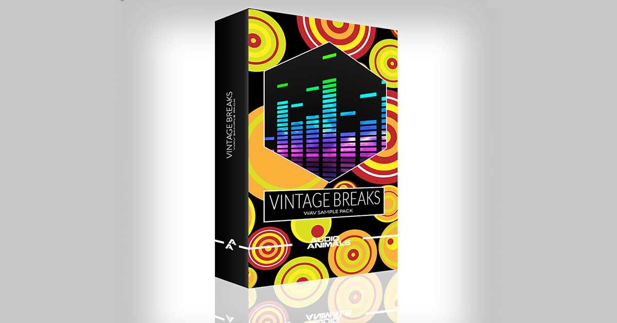 Download Audio Animals Vintage Breaks Free Sample Pack Now