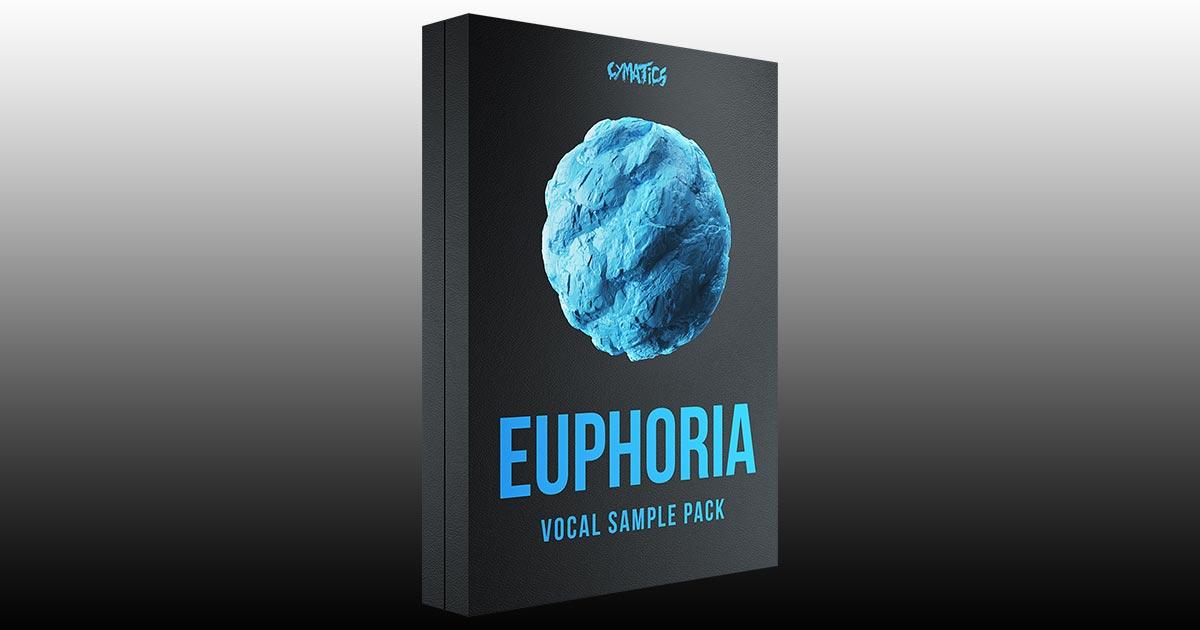 Euphoria - Free Vocal Sample Pack Download