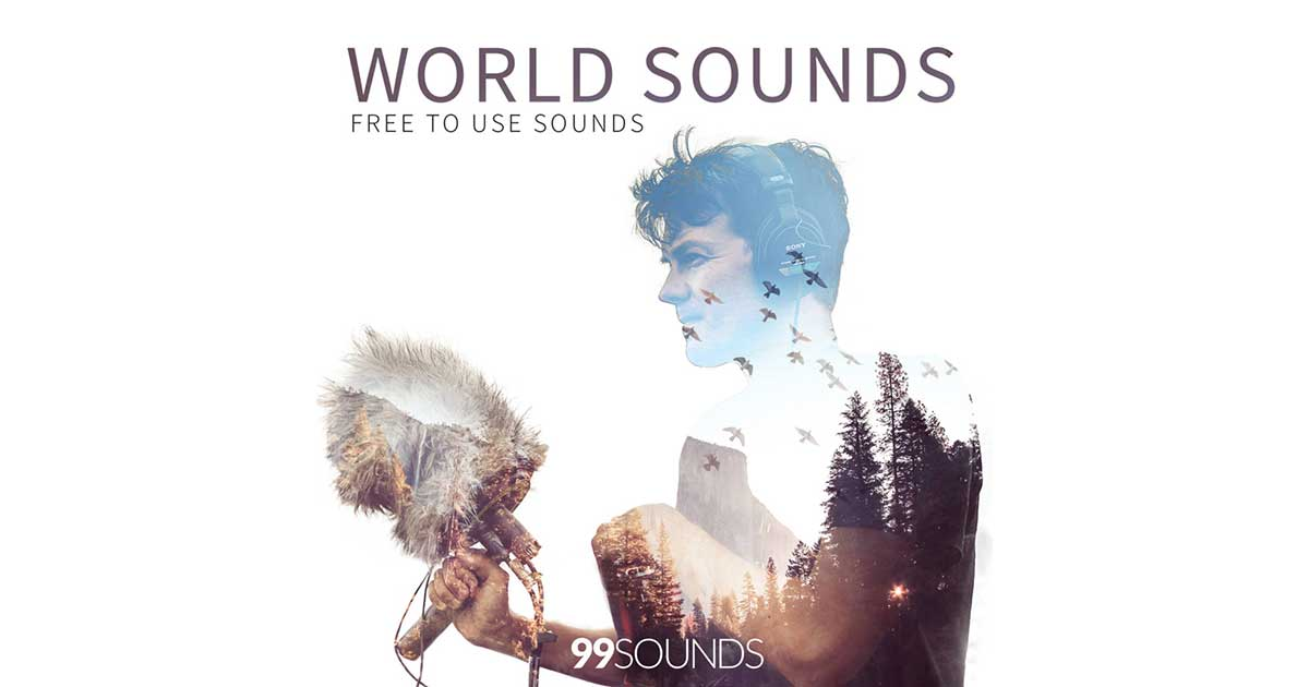 Free World Sounds Sample Pack From 99Sounds