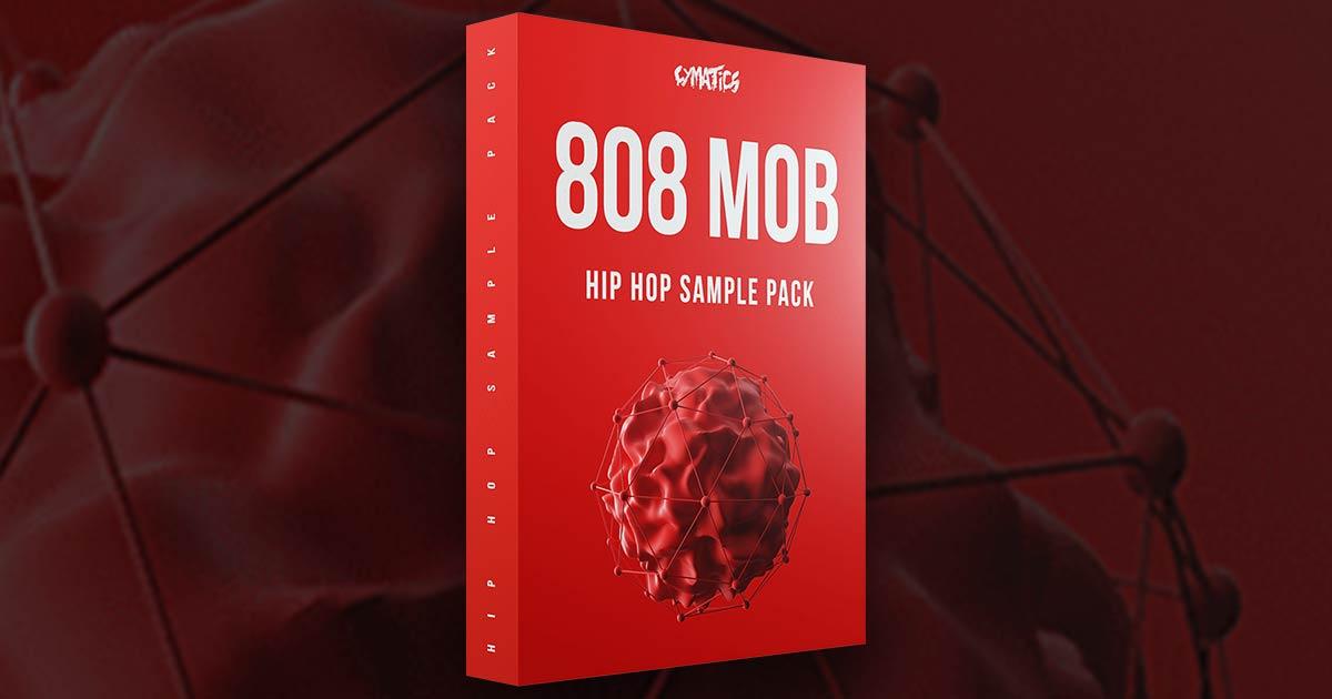Cymatics 808 Mob - Free Hip Hop Sample Pack