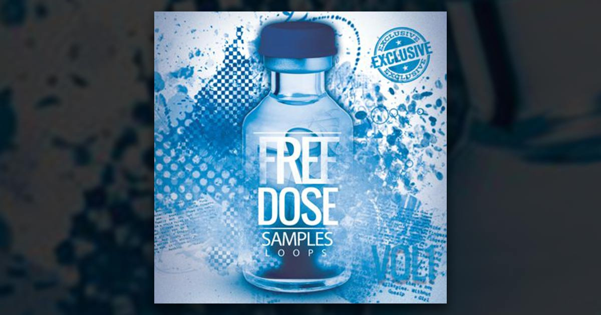 Producer Spot - Free Dose - Samples And Loops