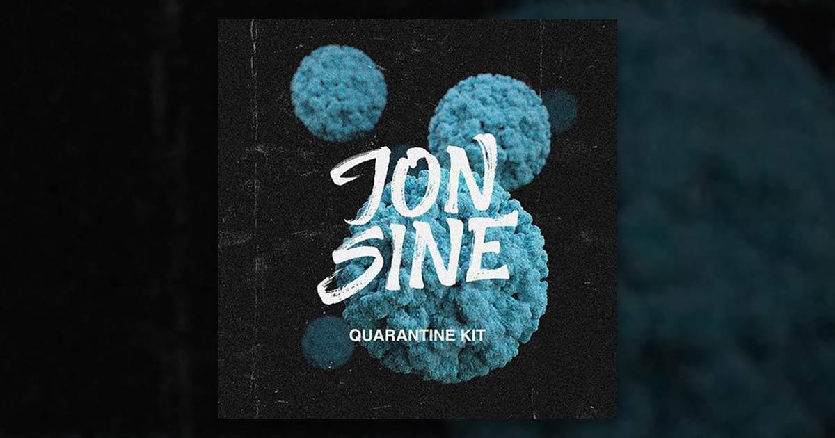 Jon Sine - Quarantine Kit - Free EDM Sample Pack