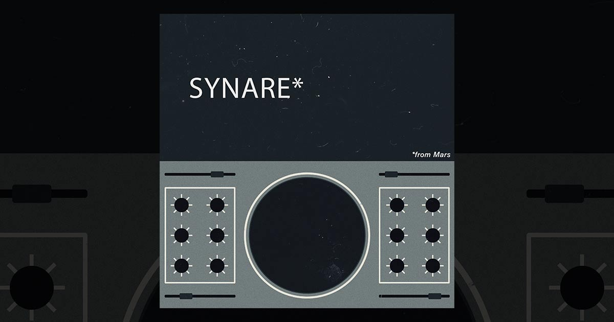 Download Synare From Mars Sample Pack Free Now