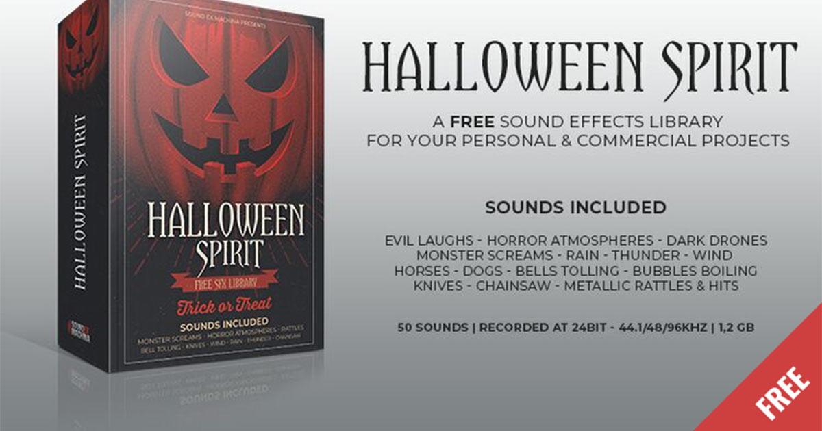 Halloween Spirit - Free Halloween Sample Pack Download