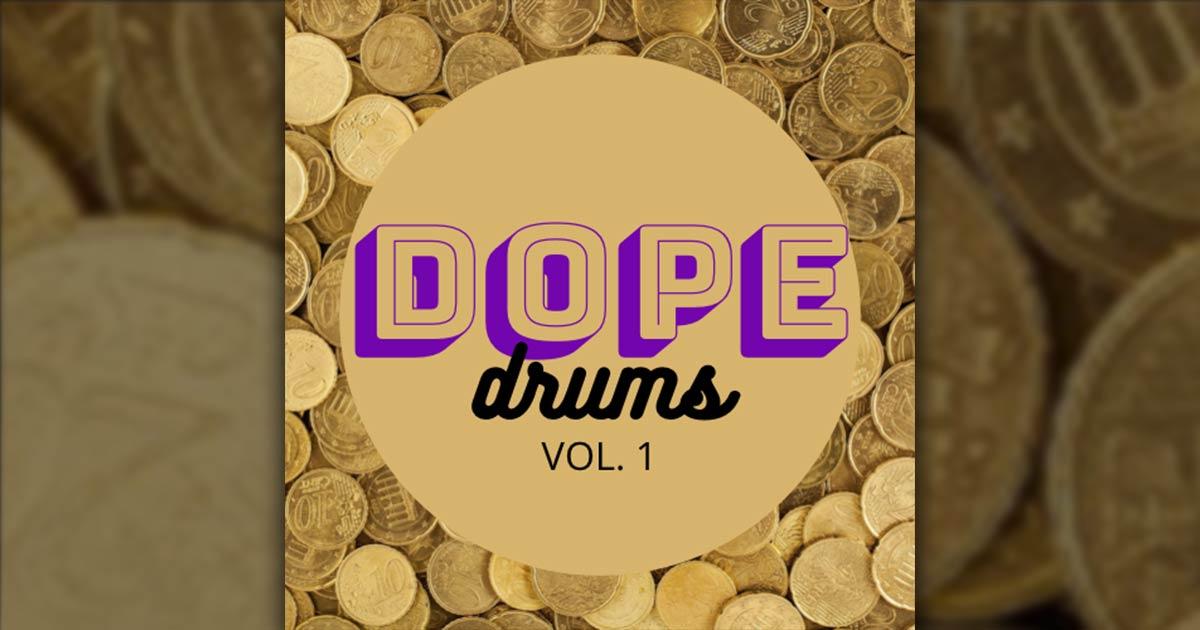 Sampletopia - Dope Drums - Free Drum Sample Pack Download