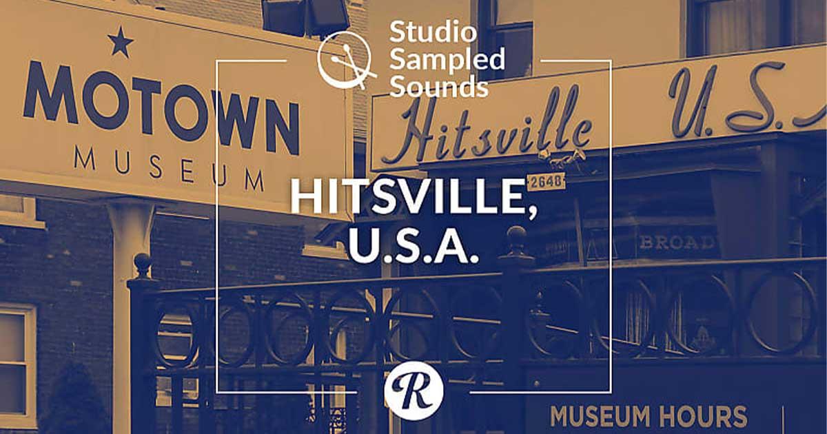 Studio Sampled Sounds - Hitsville USA in Detroit MI by Ian Ballard
