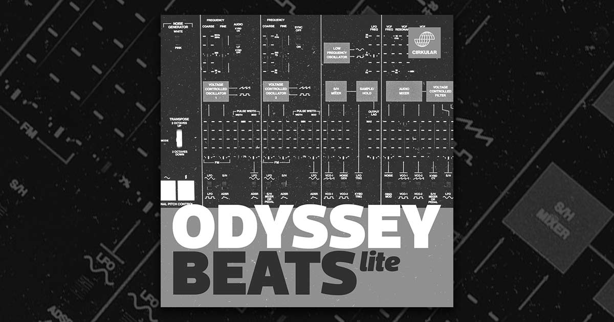 Download Odyssey Beats Lite Now - Free Sample Pack