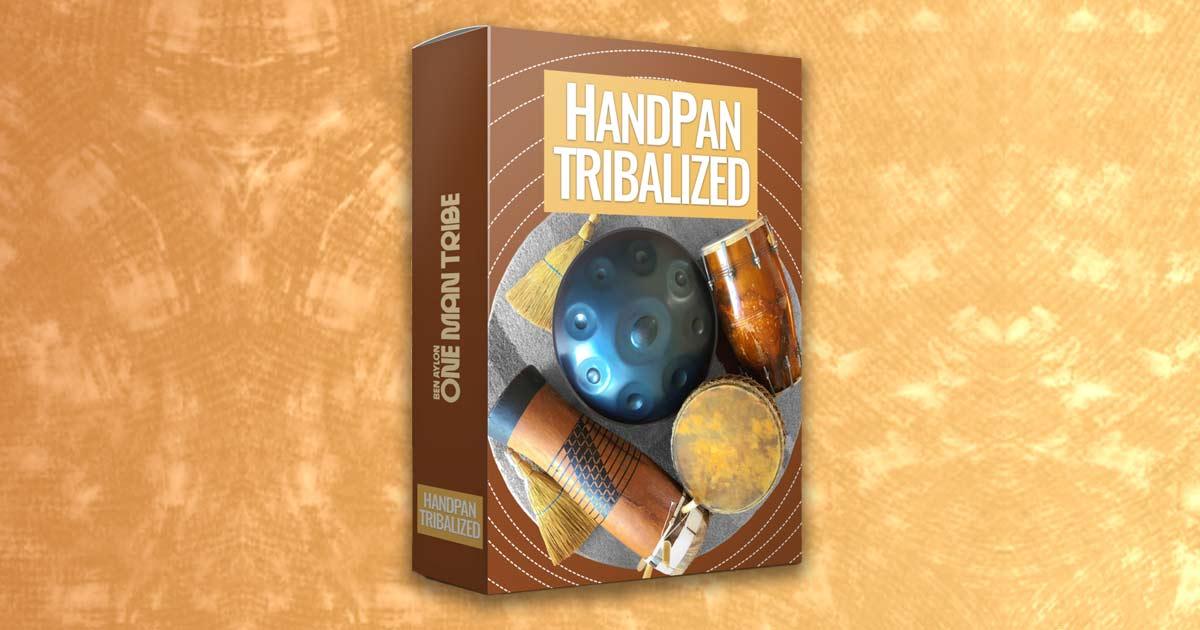 One Man Tribe - Handpan Tribalized