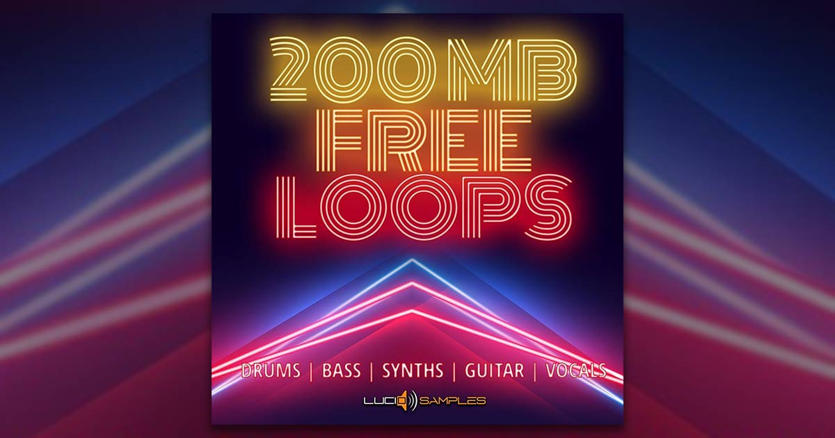 Download Lucid Samples - 200mb Free Loops