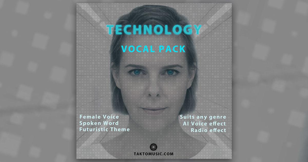 Takto Music - Free Futuristic Vocal Sample Pack Download