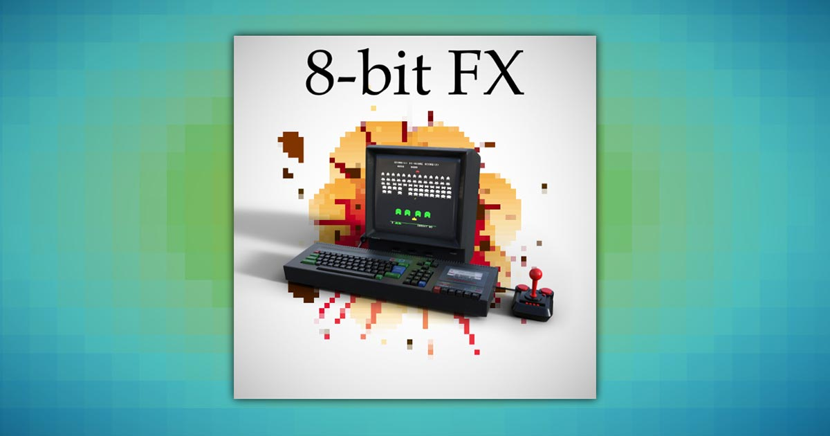 Download Free 8-bit FX Samples Now