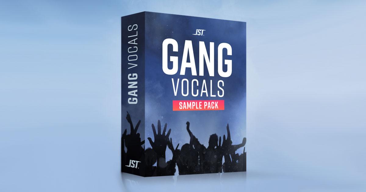 Download Free JST Gang Vocals Sample Pack Now