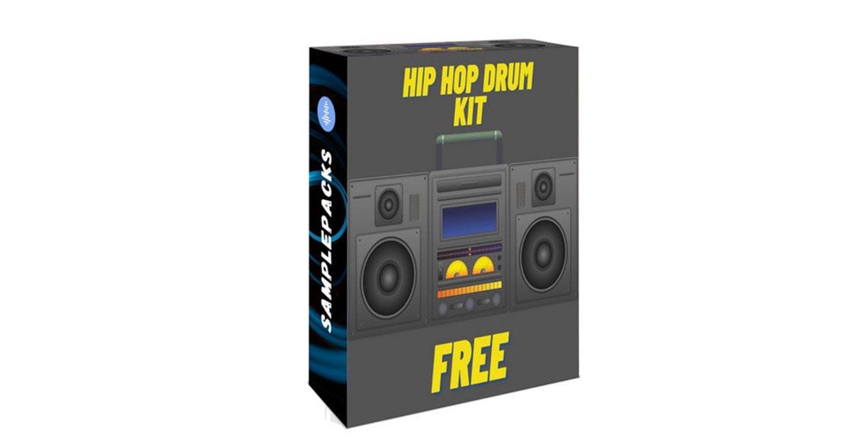 Download Free Hip Hop Drum Kit Samples