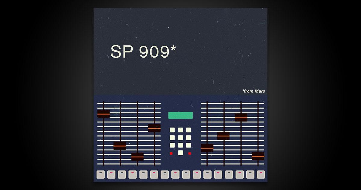 SP909 From Mars - Free Sample Packs
