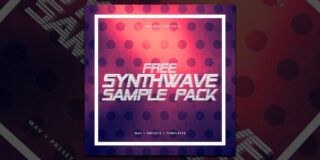 Free Synthwave Sample Pack Download