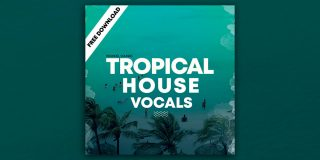 Tropical House Vocals Free Sample Pack