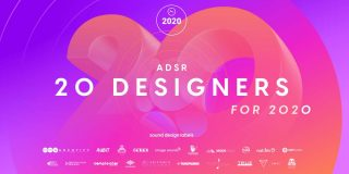 ADSR 20 Designers For 2020 - 20 Free Sample Packs